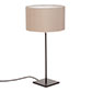 Small Porter Table Lamp in Matt Black