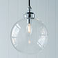 Holborn Bathroom Pendant Light in Nickel