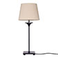 Higham Lamp in Matt Black