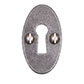 Whatfield Escutcheon Plate in Polished