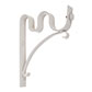38/20mm Double Pole Standard Bracket in Clay