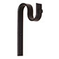 38mm Chapel Standard Bracket with thumbscrew inMatt Black