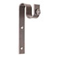 25mm Chapel Standard Bracket with thumbscrew inPolished
