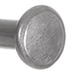 12mm Button Finial in Polished