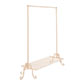 Berwick Clothes Rail in Plain Ivory