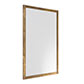 Chiswick Mirror in Antiqued Brass