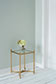 Windsor Side Table in Old Gold