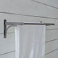 Pembroke Double Towel Rail in Polished