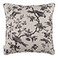 Isabelle Cushion Cover in Black