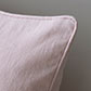 Waterford Cushion Cover in Vintage Pink (45x45)
